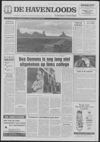 De Havenloods 1992-11-26