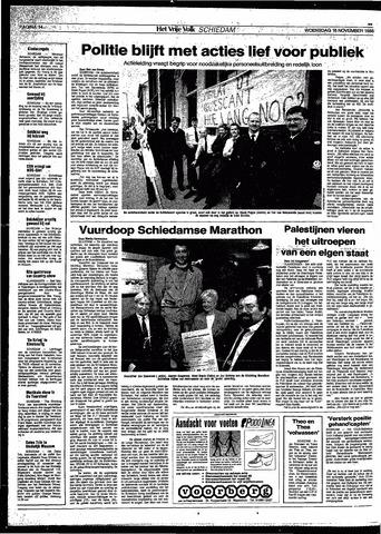 Het Vrije volk 1988-11-16