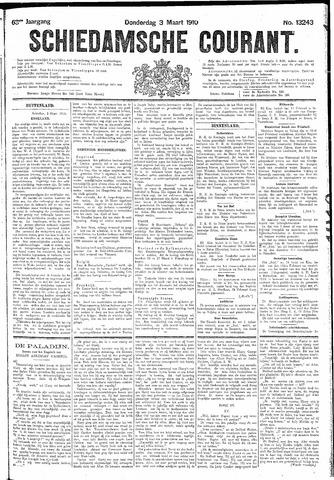 Schiedamsche Courant 1910-03-03