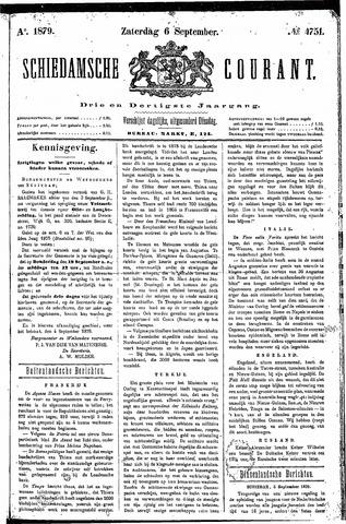 Schiedamsche Courant 1879-09-06
