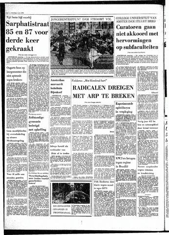 Rotterdamsch Parool / De Schiedammer 1970-06-01