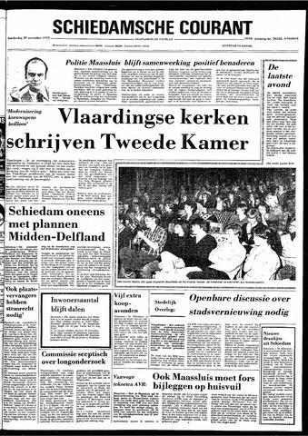 Rotterdamsch Nieuwsblad / Schiedamsche Courant / Rotterdams Dagblad / Waterweg / Algemeen Dagblad 1979-11-29