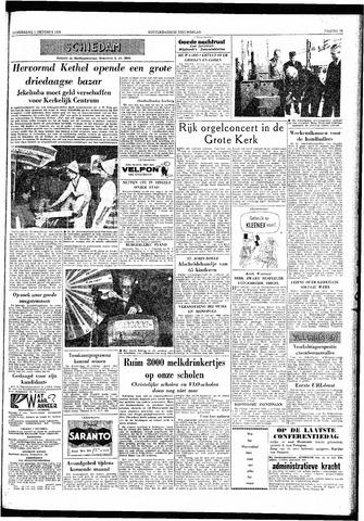 Rotterdamsch Nieuwsblad / Schiedamsche Courant / Rotterdams Dagblad / Waterweg / Algemeen Dagblad 1959-10-01