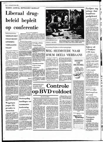 Rotterdamsch Parool / De Schiedammer 1970-10-26