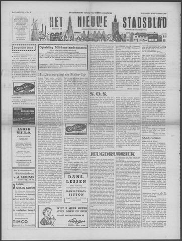 Het Nieuwe Stadsblad 1953-09-02