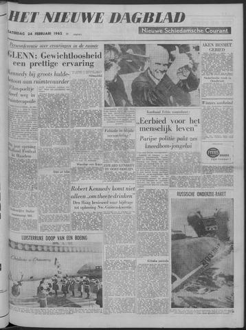 Nieuwe Schiedamsche Courant 1962-02-24