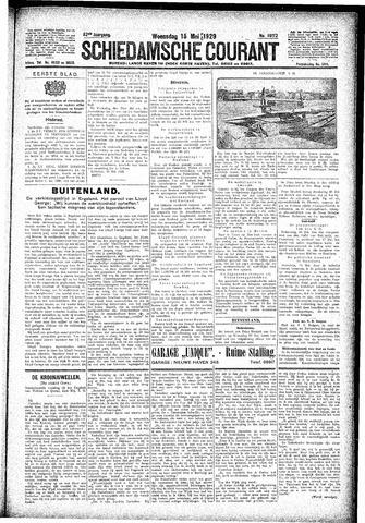 Schiedamsche Courant 1929-05-15