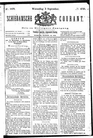 Schiedamsche Courant 1879-09-03
