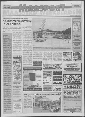 Maaspost / Maasstad / Maasstad Pers 1998-07-15