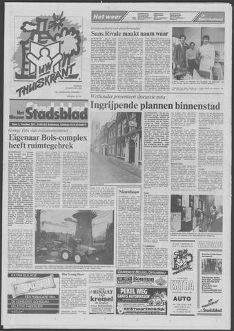Het Nieuwe Stadsblad 1988-01-29