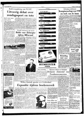 Trouw / De Rotterdammer 1963-03-22