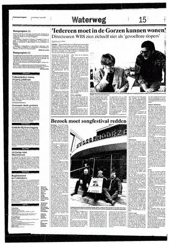 Rotterdamsch Nieuwsblad / Schiedamsche Courant / Rotterdams Dagblad / Waterweg / Algemeen Dagblad 1993-03-11