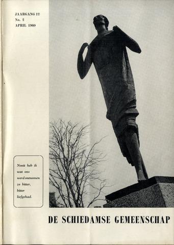 Schiedamse Gemeenschap (tijdschrift) 1960-04-01