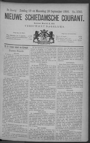 Nieuwe Schiedamsche Courant 1886-09-20