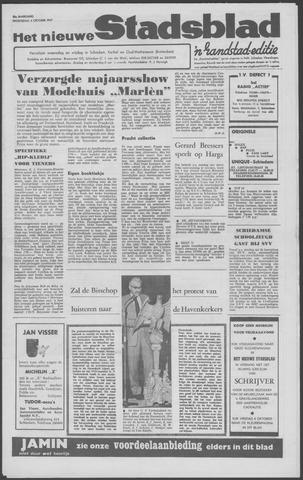 Het Nieuwe Stadsblad 1967-10-04