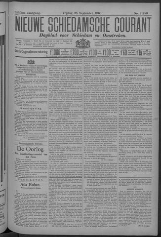 Nieuwe Schiedamsche Courant 1917-09-28