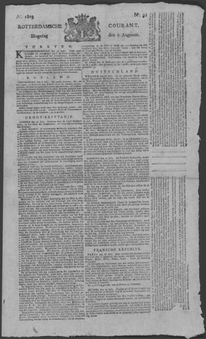 Rotterdamse Courant 1803-08-02