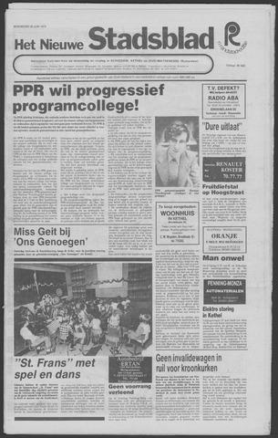 Het Nieuwe Stadsblad 1978-06-28