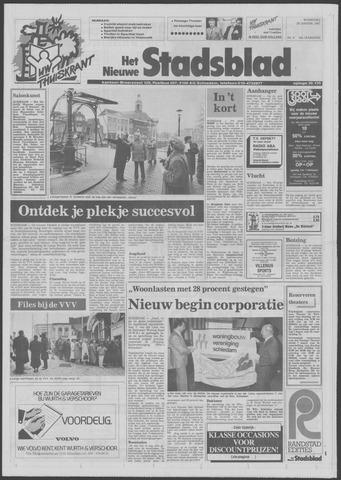 Het Nieuwe Stadsblad 1987-01-28