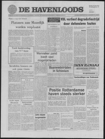 De Havenloods 1974-06-18