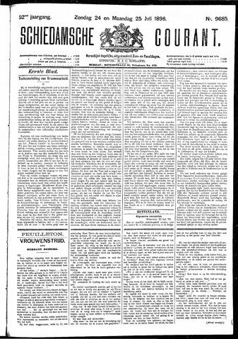 Schiedamsche Courant 1898-07-25
