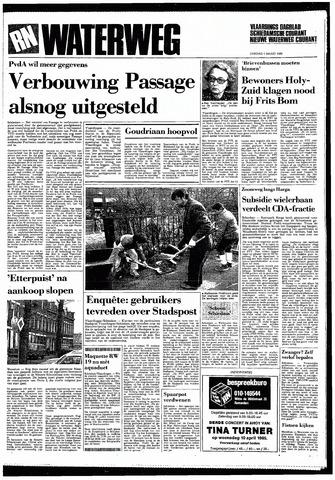 Rotterdamsch Nieuwsblad / Schiedamsche Courant / Rotterdams Dagblad / Waterweg / Algemeen Dagblad 1985-03-05