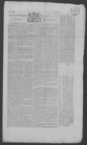 Rotterdamse Courant 1826-01-17