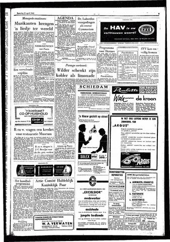 Rotterdamsch Parool / De Schiedammer 1962-04-21