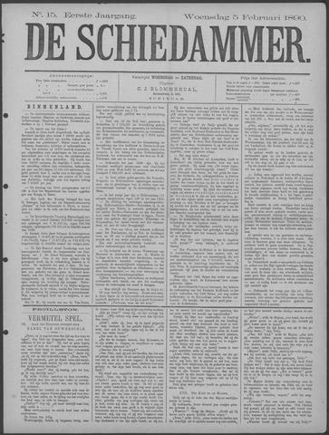 De Schiedammer 1890-02-05