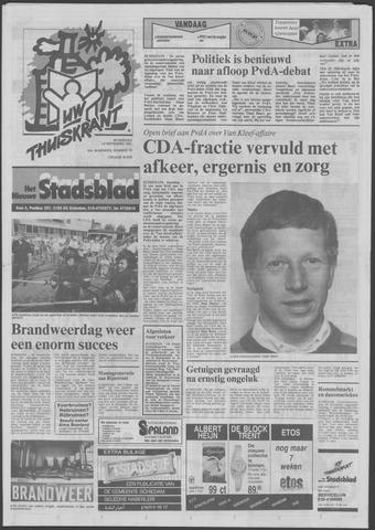 Het Nieuwe Stadsblad 1991-09-18