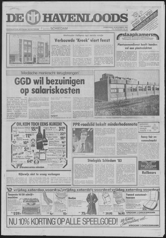 De Havenloods 1982-11-25