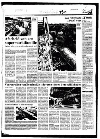 Rotterdamsch Nieuwsblad / Schiedamsche Courant / Rotterdams Dagblad / Waterweg / Algemeen Dagblad 1998-04-25
