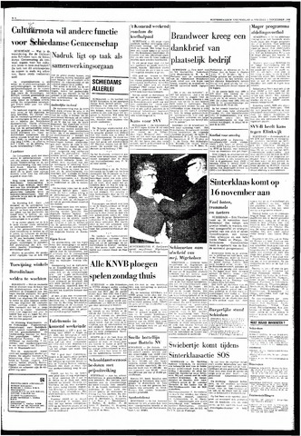 Rotterdamsch Nieuwsblad / Schiedamsche Courant / Rotterdams Dagblad / Waterweg / Algemeen Dagblad 1968-11-01