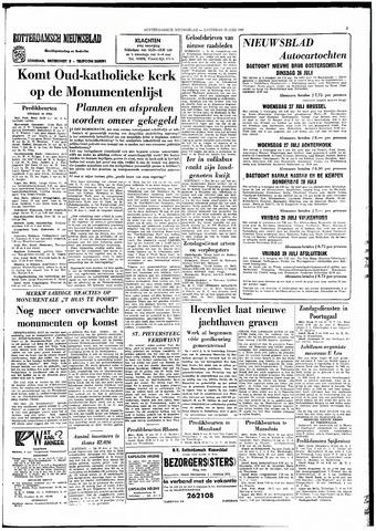 Rotterdamsch Nieuwsblad / Schiedamsche Courant / Rotterdams Dagblad / Waterweg / Algemeen Dagblad 1966-07-23