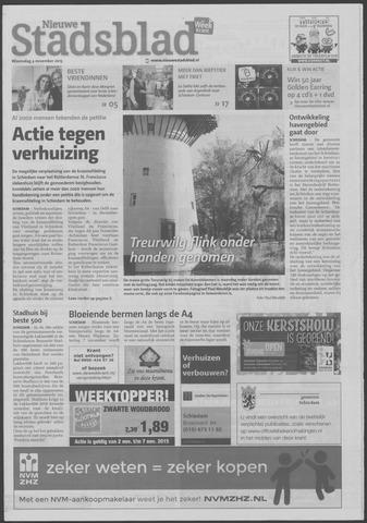 Het Nieuwe Stadsblad 2015-11-04