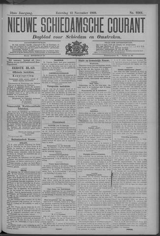 Nieuwe Schiedamsche Courant 1909-11-13