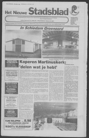 Het Nieuwe Stadsblad 1979-10-31