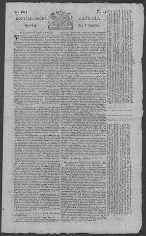 Rotterdamse Courant 1803-08-06