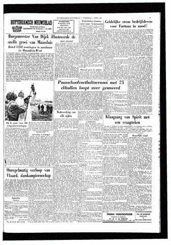 Rotterdamsch Nieuwsblad / Schiedamsche Courant / Rotterdams Dagblad / Waterweg / Algemeen Dagblad 1964-04-01