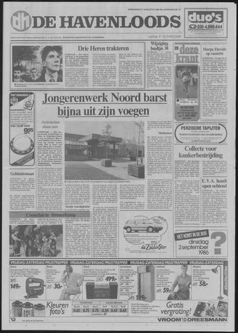 De Havenloods 1986-08-21