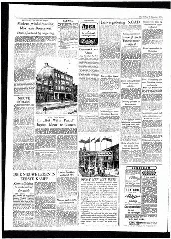 Rotterdamsch Parool / De Schiedammer 1955-08-04