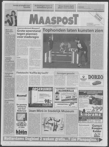 Maaspost / Maasstad / Maasstad Pers 1995-03-15