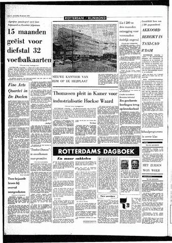 Rotterdamsch Parool / De Schiedammer 1970-01-28