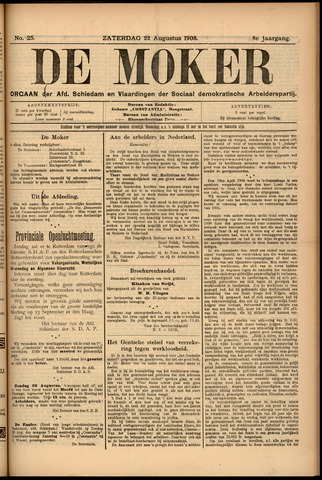 De Moker 1908-08-22