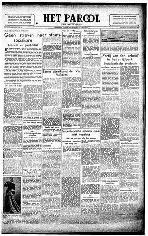 Rotterdamsch Parool / De Schiedammer 1946-01-11