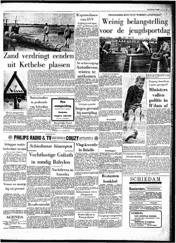 Rotterdamsch Parool / De Schiedammer 1964-08-06