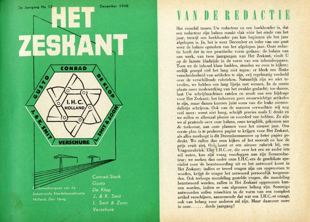 Het Zeskant 1948-12-01