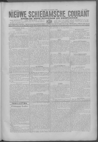Nieuwe Schiedamsche Courant 1925-09-23