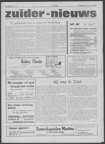 Zuider Nieuws 1963-08-22