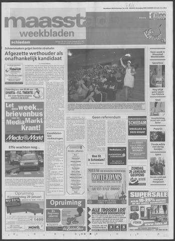 Maaspost / Maasstad / Maasstad Pers 2006-01-25